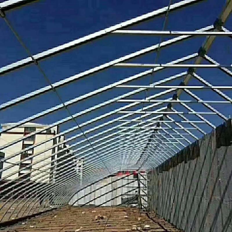 温室大棚 大棚钢管 大棚配件  大棚骨架  大棚管 所料大棚  方管 钢结构大棚