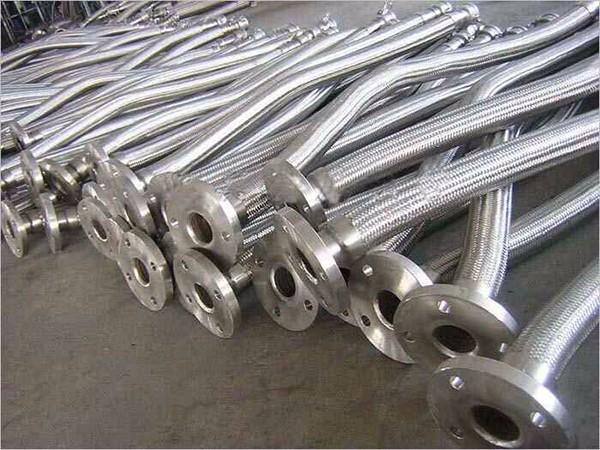 不锈钢金属软管 波纹管 不锈钢法兰软管 波纹金属软管 金属穿线管 金属软管接头  编织金属软管