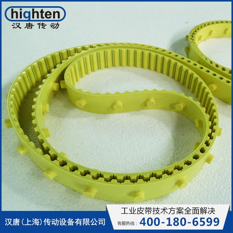 【汉唐传动】T10-3040 84NOCKEN 齿形同步带 梳棉机配件 盖茨