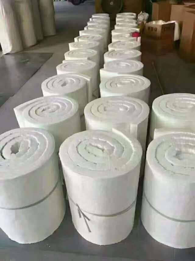河北悦恒厂家生产含镐型硅酸铝针刺毯批发价格