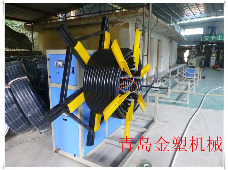 生产塑料管材设备 塑料机械设备厂家