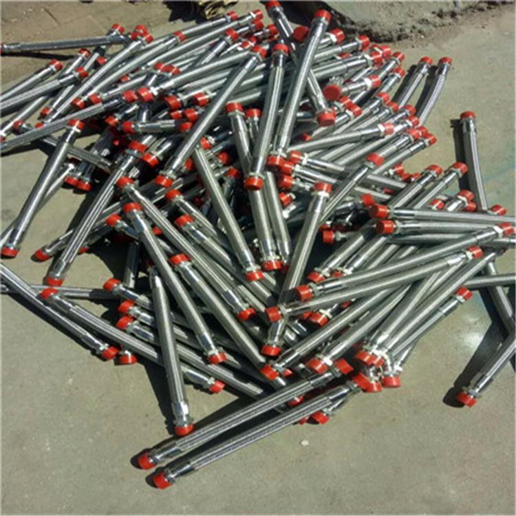 DN100金属软管 法兰波纹金属软管 不锈钢金属软管 波纹管 金属波纹管