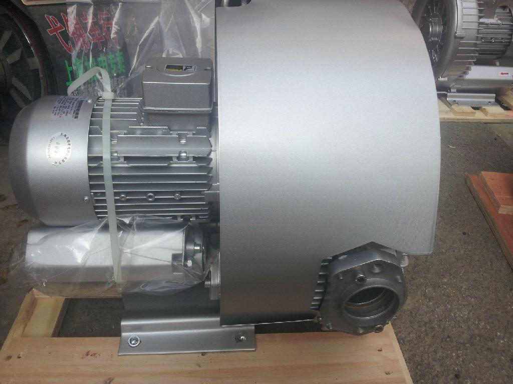 贝富克2XB820-H17鼓风机 5.5KW双叶轮鼓风机