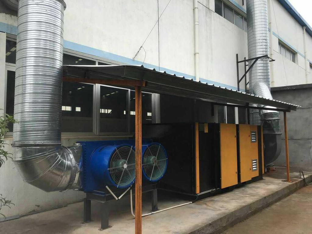 RHHB废气处理设备喷漆废气处理设备工业废气印染定型机废气处理焊烟废气净化处理汽车尾气治理