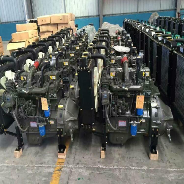 液压泵柴油发动机6105