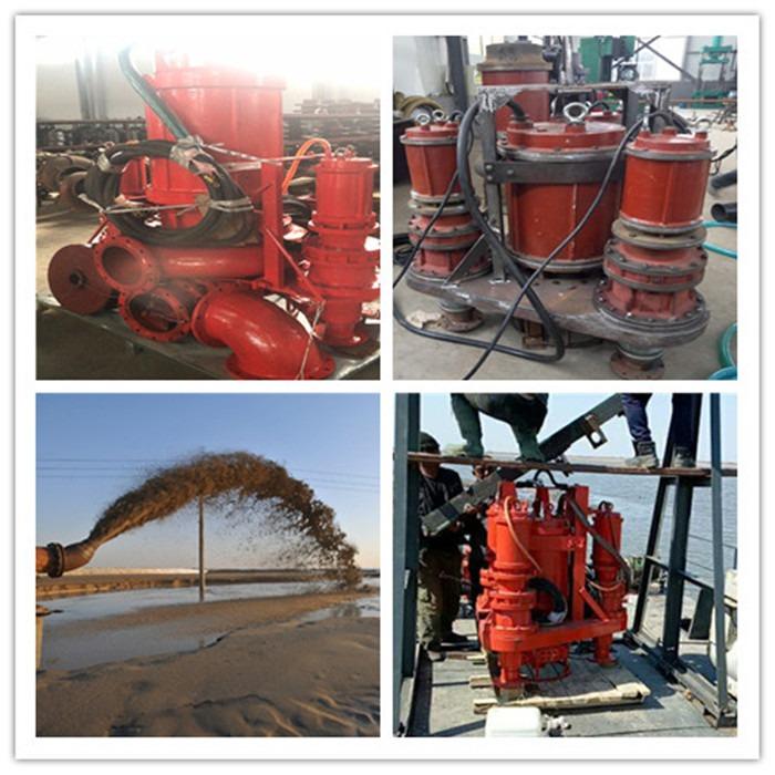 ZSQ系列潜水抽沙泵 博山泵厂耐磨抽沙泵