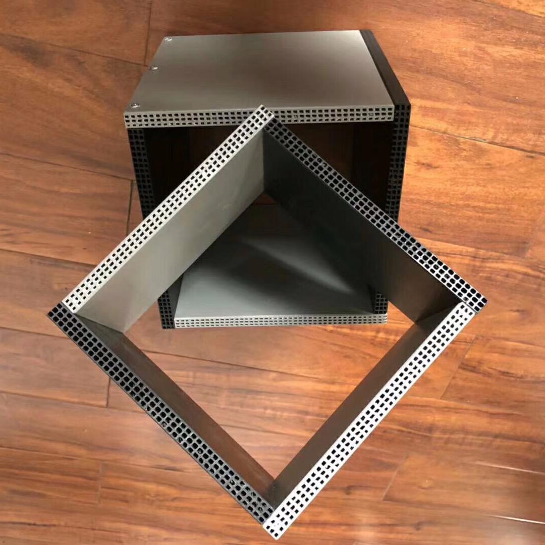 pp中空建筑模板生产线设备_pp塑料建筑模板设备
