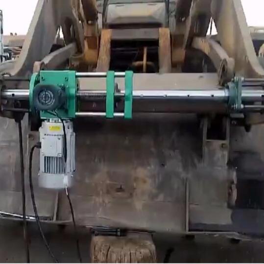 ZTY系列移动式挖机镗孔机