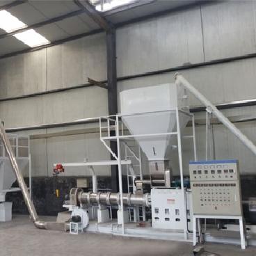 PHJJ95镁球团粘合剂膨化机 镁球粘合剂设备 预糊化淀粉膨化机厂家直销