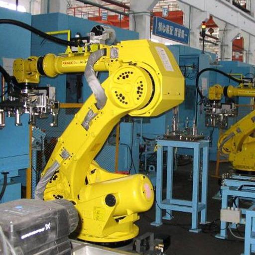 机床上料机器人机械手设备