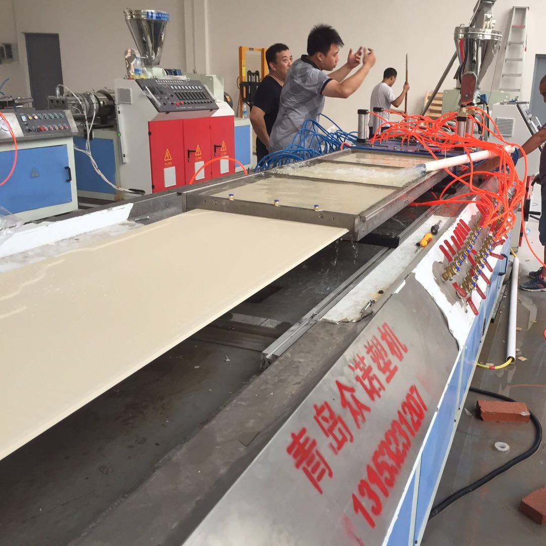 现货供应塑料板材生产线