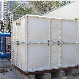盛达龙源玻璃钢人防水箱,不锈钢水箱厂家