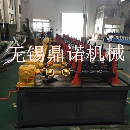 厂家直销抗震支架C型槽钢设备 抗震支架C型槽钢成型机 抗震支架C型槽钢生产线