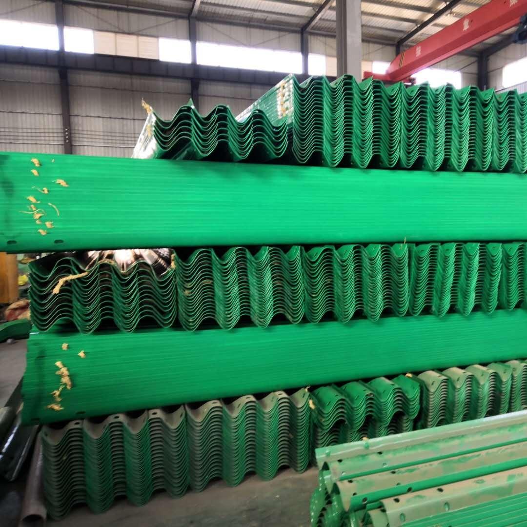 公司供应热镀锌波形护栏板 4320*310*85*4.0 锌钢波形梁板 Gr-C-4E波形护栏板厂家