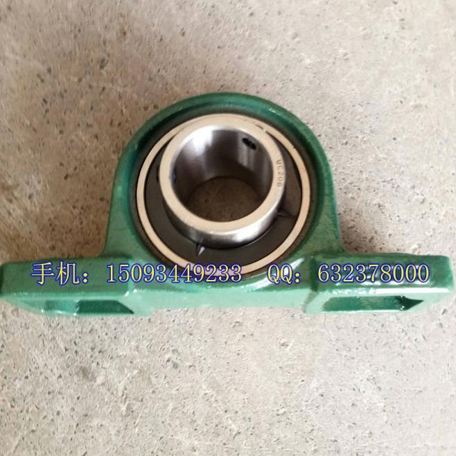 小型滚筒搅拌机轴承轴承座配件 62086307轴承 深沟球面轴承