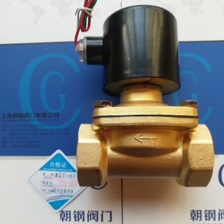 上海达冠阀门 走气电磁阀 气体电磁阀厂家 安全可靠