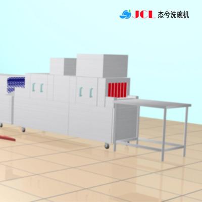 塑料箱清洗机 洗箱机 洗筐机 周转箱清洗机 超声波清洗设备上海杰兮厂家