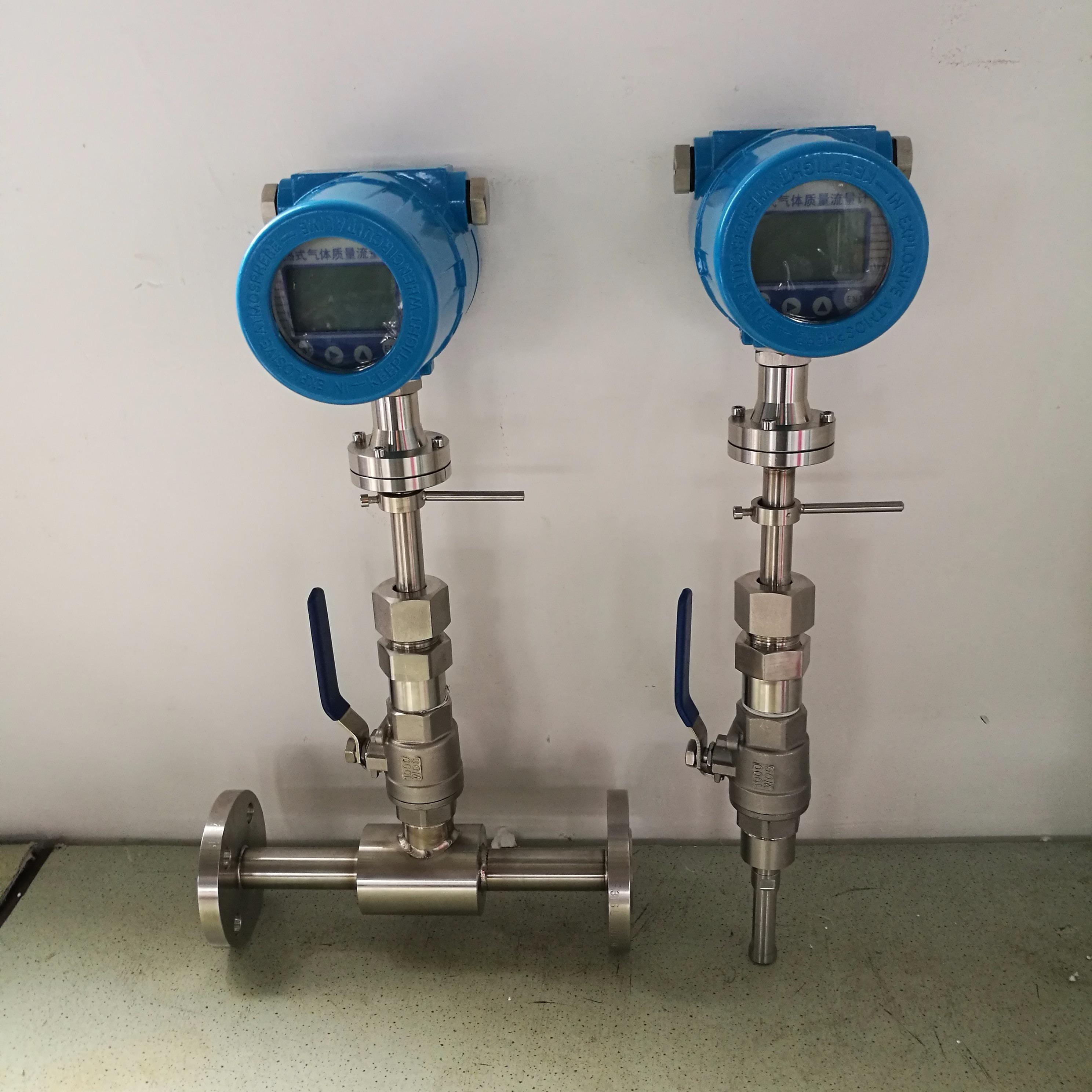 氧气流量计 测工业氧气专用流量计