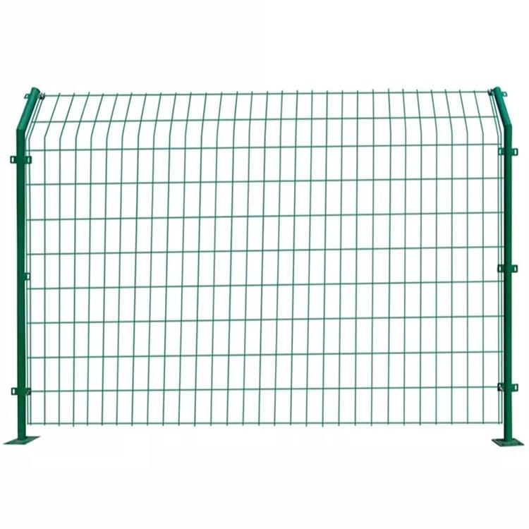 双边丝护栏网生产厂家 公路护栏网价格 铁路护栏网