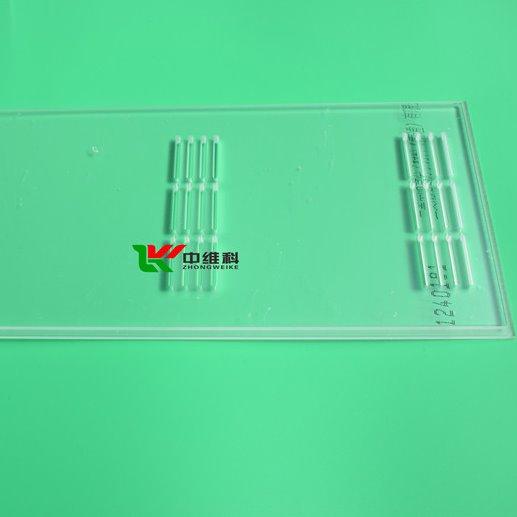 亚克力视窗精密雕刻 亚克力面板非标定制加工 空调面板切割