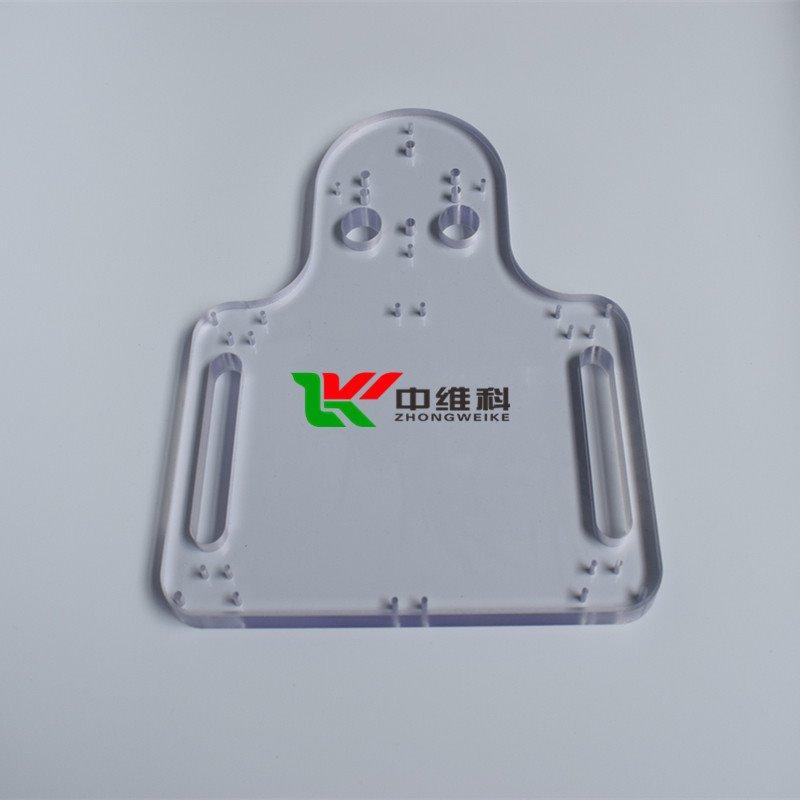 出口日本设备专用PETG板 PETG板精密雕刻 折弯 粘接为一体 zwk日资优质供应商