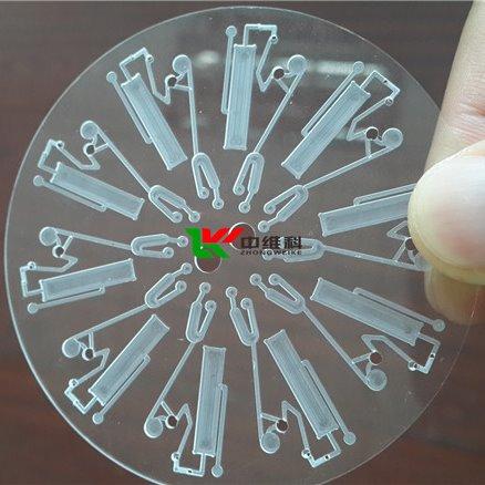 出口日本设备专用PETG板 PETG板精密雕刻 折弯 粘接为一体 zwk日资优质...