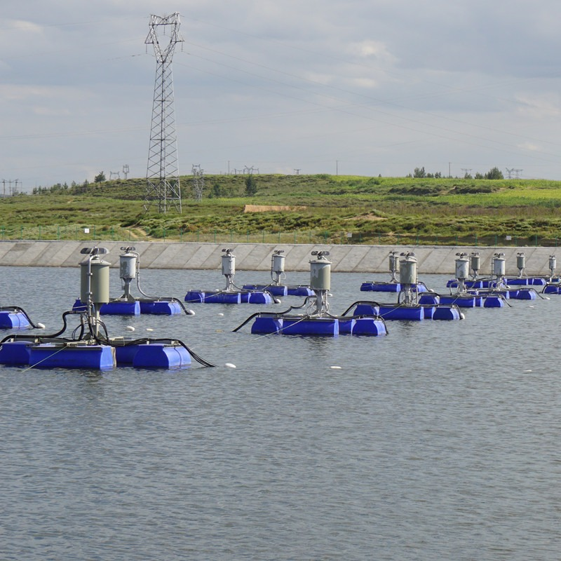 煤化工废水浓缩脱盐结晶JWQ-1机械雾化蒸发器