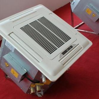 卧式暗装风机盘管水空调办公室空调中央空调