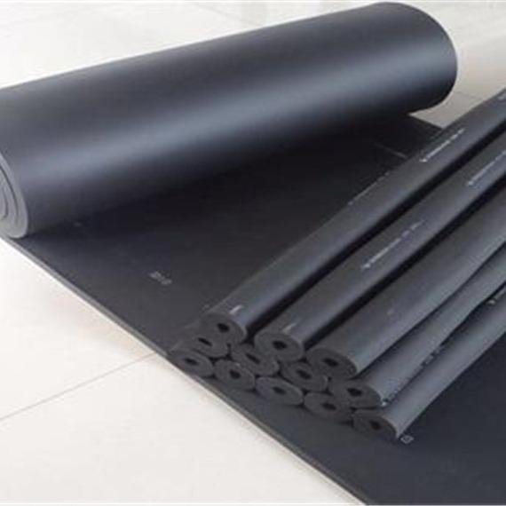 橡塑保温施工方案 冷冻水管冷凝水管橡塑保温 保温橡塑管防冻适应温度