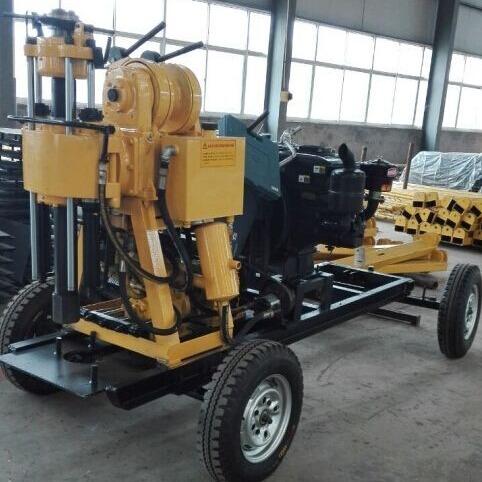 江西液压打井机吉安200米水井钻机厂家