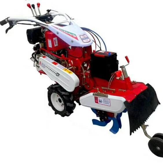 厂家供应田园管理机 小型旋耕机