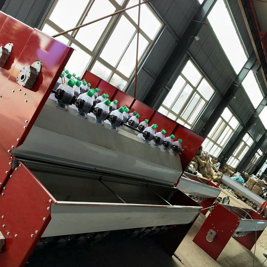 厂价批发旋耕机 不锈钢12v大功率电动撒肥机 旋耕机撒肥机