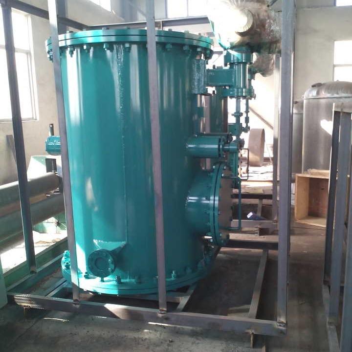生产在线胶球清洗装置_冷凝器自动在线清洗装置_凝汽器胶球清洗装置