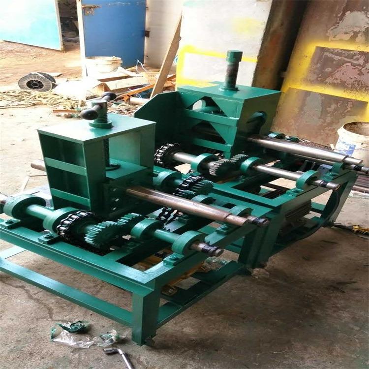 森创 63型立式电动弯管机价格 生产圆管弯弧机 小型弯管机