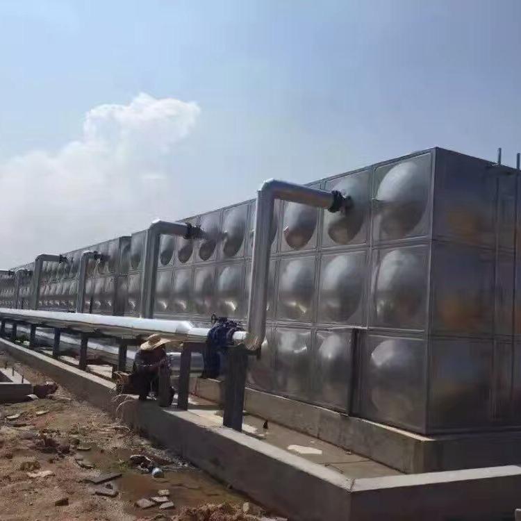 盛达龙源 专业生产不锈钢水箱报价