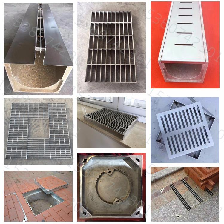 304不锈钢窨井盖不锈钢装饰井盖 下水道隐形井盖 厂家直销