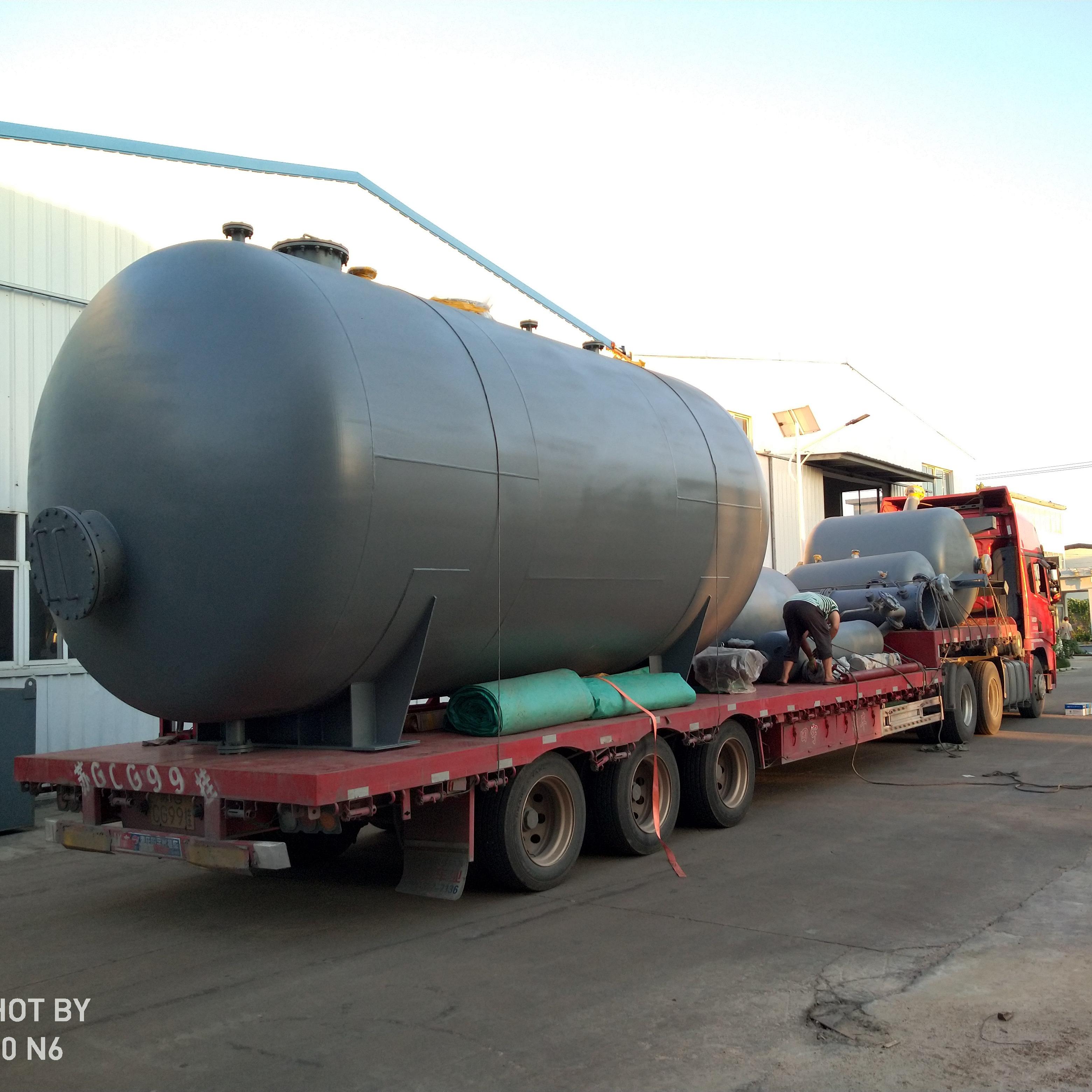 久盛厂家供应   大气式热力除氧器  填料式除氧