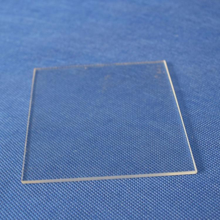 瑞普 定制加工 耐高温石英片 石英玻璃片 透明石英玻璃