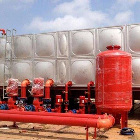 消防水箱,箱泵一体水箱,不锈钢水箱,304水箱,保温水箱