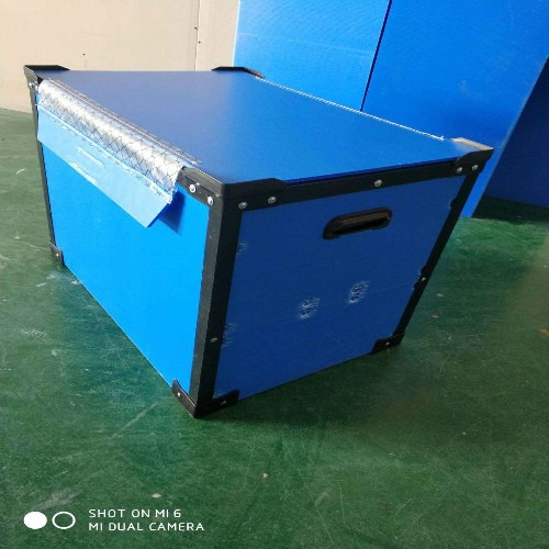 超盛 直销 中空板周转箱 PP塑料中空板周转箱 钙塑板瓦楞箱