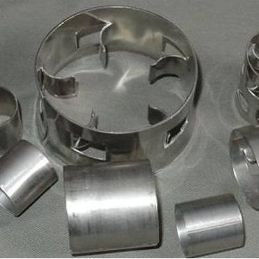 不锈钢鲍尔环填料 鲍尔环陶瓷填料 鲍尔环金属填料
