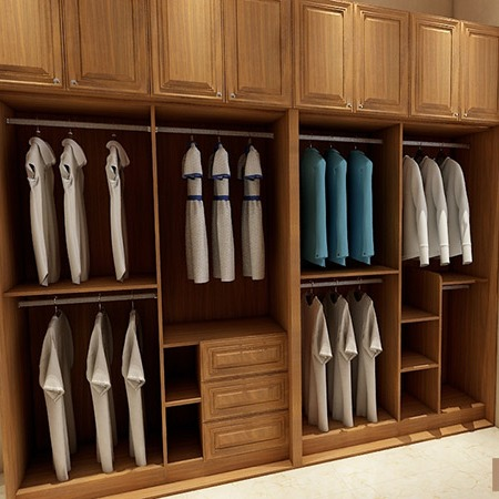 全铝衣柜 移门铝合金衣橱酒柜浴室柜书柜 现代简约柜子卧室全铝家具组装整体定制