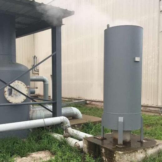 安全阀消声器    锅炉安全阀排汽消声器   消声器厂家