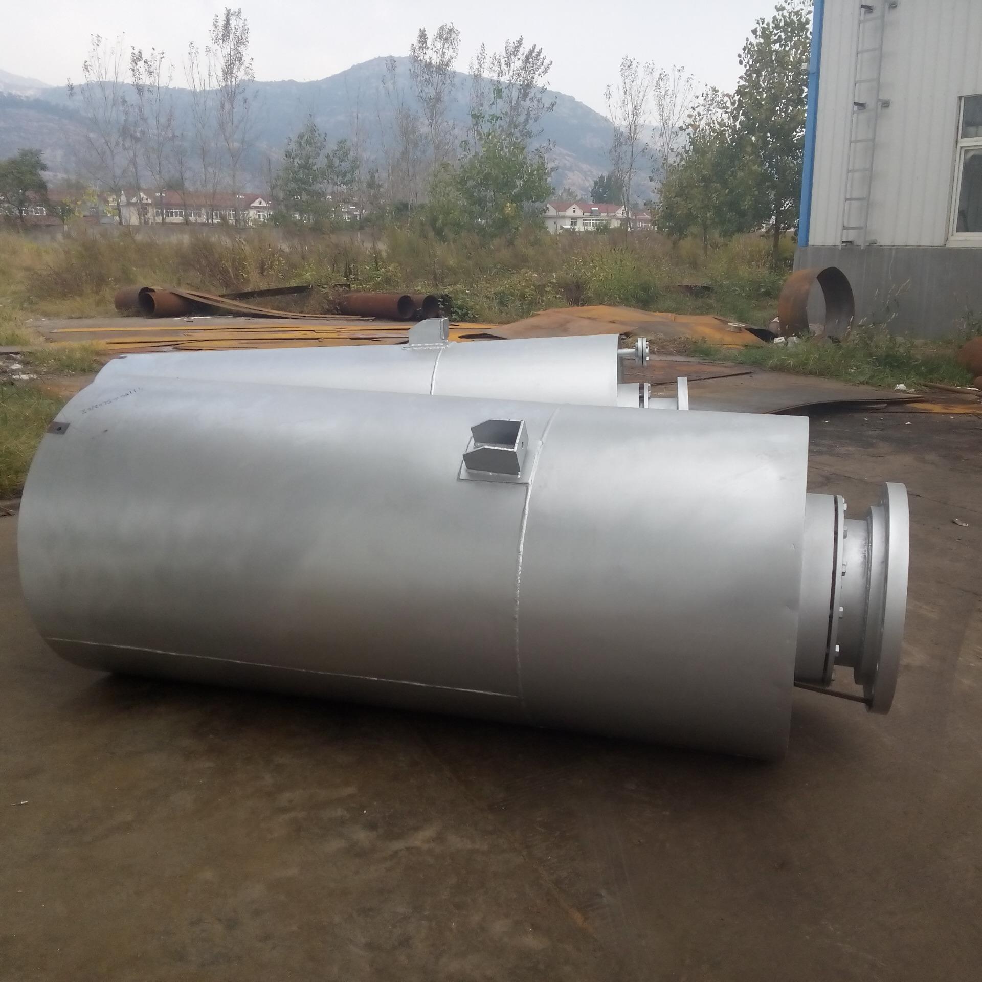 久盛高压锅炉过热器安全阀消声器 安全阀消声器 安全阀消音器厂家