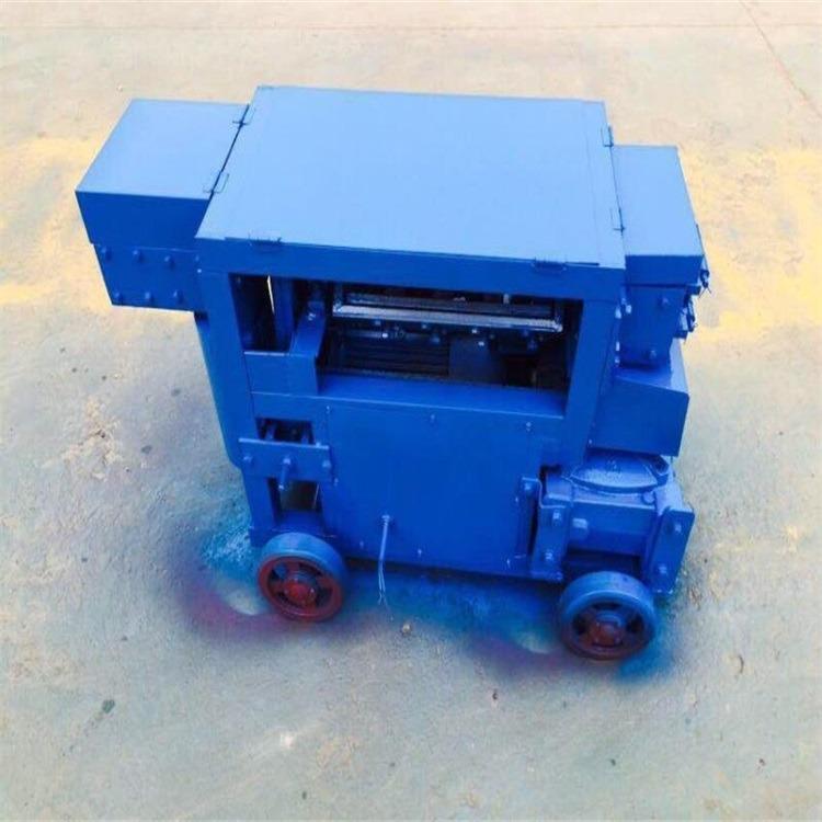 森创 5-12型废旧钢筋调直机 建筑旧弯曲钢筋拉直机