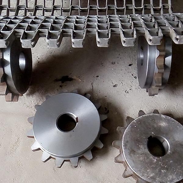 精密传动钢链轮加工定制 现货供应批发同步传动皮带轮 厂家直销