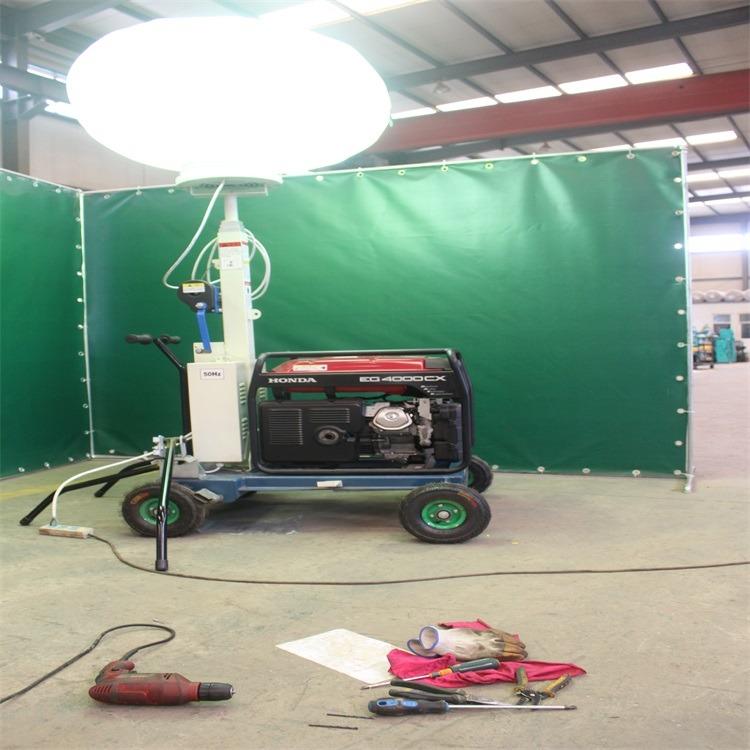 森创生产 电动照明灯 移动照明灯塔 便携式工作灯