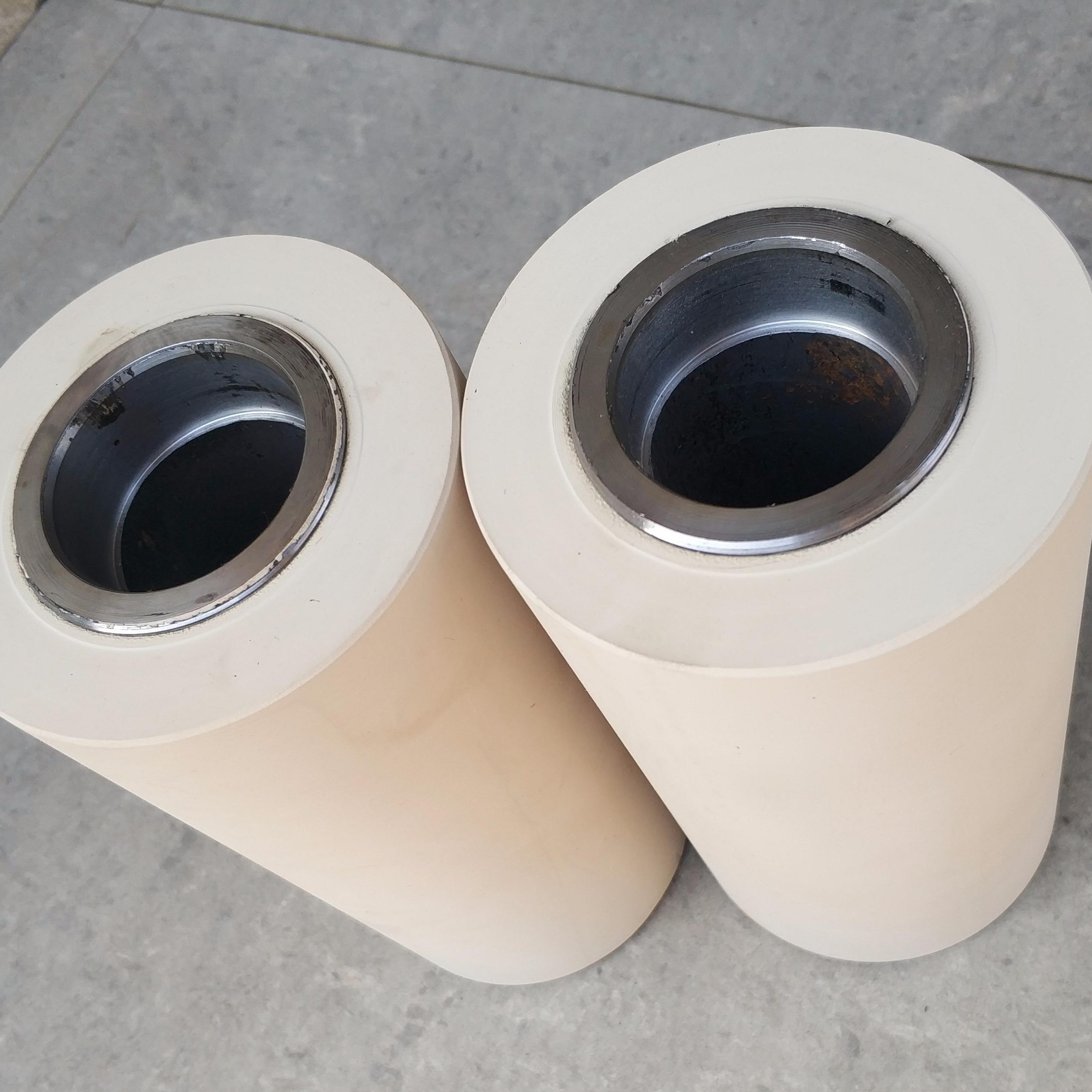 正品货源科锋科技标准件lq500切粒机胶辊 非标准进口橡胶压辊定制加工