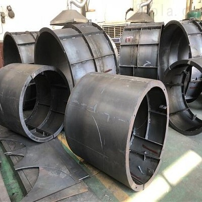 水泥检查井模具厂家 混凝土水泥检查井模具厂家制作标准