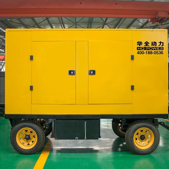 移动式300kw柴油发电机组 300千瓦柴油发电机多少钱